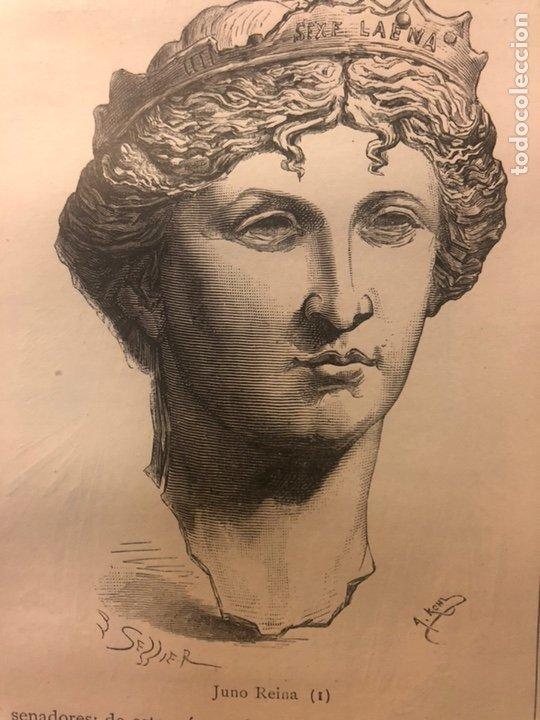 Libros antiguos: HISTORIA DE LOS ROMANOS. DURUY, Victor. Barcelona: Montaner y Simón, 1888. Folio. 2 tomos. - Foto 10 - 177595915