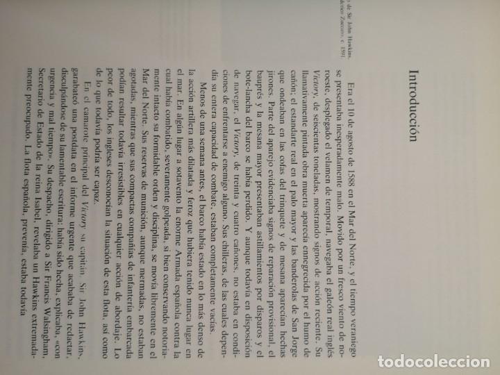 Libros antiguos: La gran armada 1588 Colin Martin - Foto 7 - 177723957