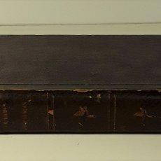 Libros antiguos: HISTORIA DE LAS CIUDADES ANSEÁTICAS. M. ROWX. IMP. IMPARCIAL. BARCELONA. 1844.. Lote 177891627