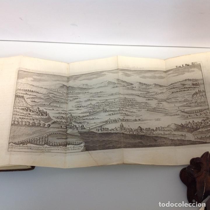 Libros antiguos: HISTORIA DE LA CONQUISTA DE MEXICO ANTONIO DE SOLIS Y RIBADENEYRA 1771 2 TOMOS - Foto 4 - 175164617