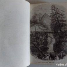 Libros antiguos: LIBRERIA GHOTICA. LOS HEROES Y LAS GRANDEZAS DE LA TIERRA. TOMO V. 1855.FOLIO. MULTITUD DE GRABADOS. Lote 178622515