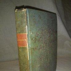 Livros antigos: ANACREONTE, SAFO Y TIRTEO - IMPRENTA REAL AÑO 1832 - INCLUYE PARTITURAS.. Lote 178855500