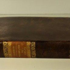 Libros antiguos: ITINERARIO DESCRIPTIVO DE LAS PROVINCIAS DE ESPAÑA. CABRERIZO. VALENCIA. 1826.. Lote 179380423