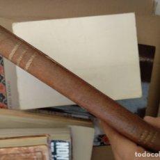 Libros antiguos: PREHISTORIA UNIVERSAL Y ESPECIAL DE ESPAÑA. JESÚS CARBALLO, 1924. Lote 179398283