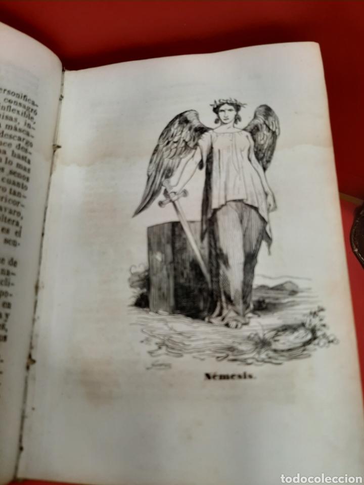 Libros antiguos: MANUAL DE MITOLOGÍA. COMPENDIO DE LA HISTORIA DE LOS DIOSES. P. DE LA ESCOSURA 1845. - Foto 3 - 179946830