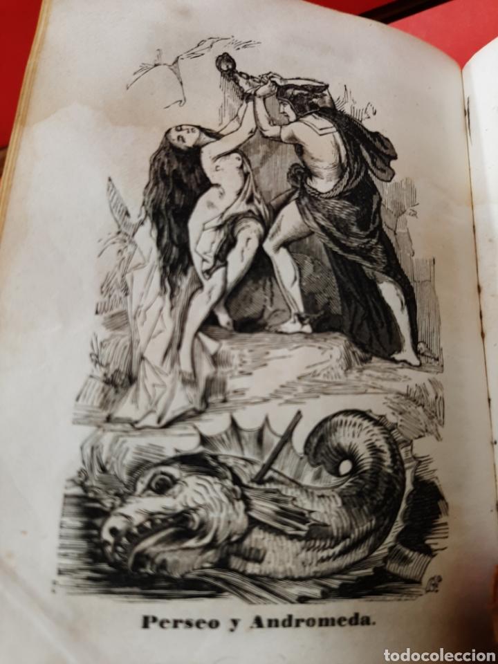 Libros antiguos: MANUAL DE MITOLOGÍA. COMPENDIO DE LA HISTORIA DE LOS DIOSES. P. DE LA ESCOSURA 1845. - Foto 5 - 179946830