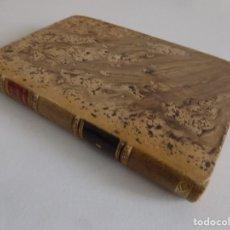 Libri antichi: LIBRERIA GHOTICA. EDICIÓN LUJOSA DE LORD MACAULAY. HISTORIA DEL REINADO DE GUILLERMO III. 1913.PIEL.. Lote 180125753