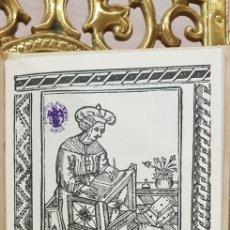 Libros antiguos: SILENOS DE ALCIBIADES, ERASMO DE ROTTERDAM FACSIMIL.. Lote 180134043