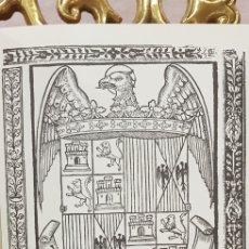 Libros antiguos: LOS QUATRO LIBROS DE LOS ESEMPLOS CONSEJOS Y AVISOS DE LA GUERRA,SEXTO JULIO FRONTINO.FACSIMIL. Lote 180134775