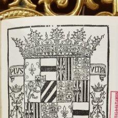 Libros antiguos: CASTILLO DE LA FAMA DE ALFONSO ALVAREZ,FACSIMIL.. Lote 181207848