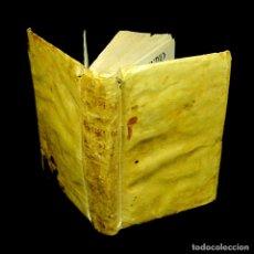 Libros antiguos: AÑO 1771 PRIMERA EDICIÓN EN CASTELLANO ANTIGÜEDADES ROMANAS RARO COSTUMBRES ANTIGUA ROMA PERGAMINO. Lote 181439501