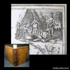 Libros antiguos: AÑO 1779 EGIPTO ALEJANDRO MAGNO SIRIA ROMA PTOLOMEO HISTORIA ANTIGUA MAPA DESPLEGABLE GRABADO. Lote 181439573