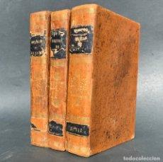 Libros antiguos: 1836 - HISTORIA ANTIGUA DE MÉJICO - IMPRESO EN MEXICO - AZTECAS - HISTORIA PRECOLOMBINA - GRABADOS. Lote 181741251