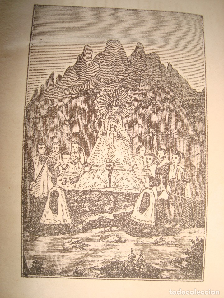 Libros antiguos: EL AMIGO DEL VIAJERO EN MONTSERRAT , MANRESA - Foto 2 - 181942100