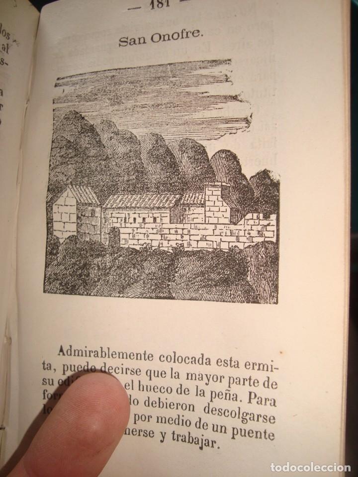 Libros antiguos: EL AMIGO DEL VIAJERO EN MONTSERRAT , MANRESA - Foto 4 - 181942100