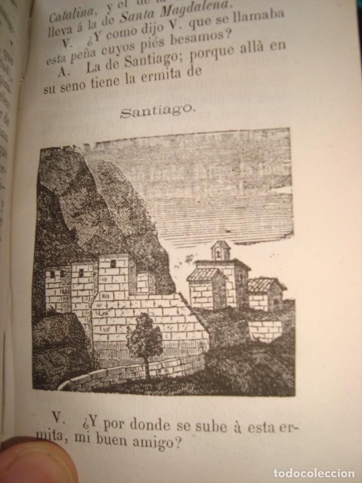 Libros antiguos: EL AMIGO DEL VIAJERO EN MONTSERRAT , MANRESA - Foto 5 - 181942100
