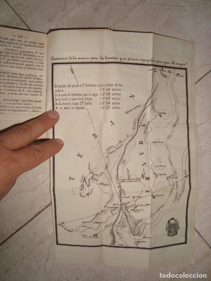 Libros antiguos: EL AMIGO DEL VIAJERO EN MONTSERRAT , MANRESA - Foto 6 - 181942100