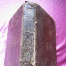 Libros antiguos: COSTUMBRES E HISTORIA ROMANA ESCUELAS PIAS TOMO SEGUNDO AÑO 1830. Lote 182272353