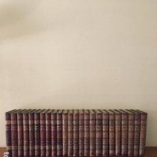 Libros antiguos: GRAN COLECCION HISTORIA DE ESPAÑA MODESTO LAFUENTE. Lote 182392503