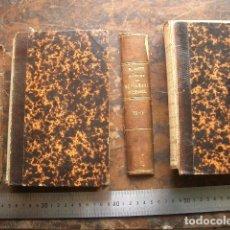Libros antiguos: 1861 4VOL HISTOIRE DES MUSULMANS D'ESPAGNE: JUSQU'A LA CONQUETE DE L'ANDALOUSIE PAR LES ALMORAVIDES . Lote 182570612