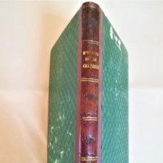 Libros antiguos: LIBRO HISTORIA DE LAS CRUZADAS Y ORDENES RELIGIOSAS Y MILITARES...,SIGLO XIX, AÑO 1850, TOMO II. Lote 182743712