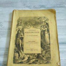 Libros antiguos: ESTUDIOS HISTÓRICOS POR F.A. DE CHATEAUBRIAND (1871) - ILUSTRADO. Lote 182774525