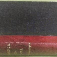 Libros antiguos: M. LAMÉ FLEURY, LA HISTORIA DE ROMA CONTADA A LA JUVENTUD, ALGO, BARCELONA S.D. PARTES I Y II. Lote 182787348