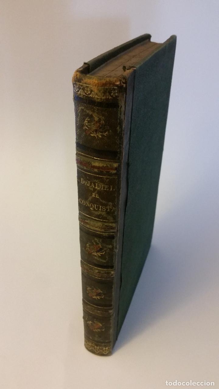 1848 - HISTORIA DEL REY DE ARAGÓN DON JAIME I, EL CONQUISTADOR, ESCRITA EN LEMOSÍN POR EL MISMO (Libros antiguos (hasta 1936), raros y curiosos - Historia Antigua)