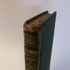 Libros antiguos: 1848 - HISTORIA DEL REY DE ARAGÓN DON JAIME I, EL CONQUISTADOR, ESCRITA EN LEMOSÍN POR EL MISMO. Lote 183682767