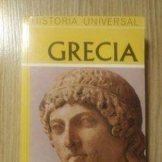 Libros antiguos: HISTORIA UNIVERSAL -- GRECIA -- DAIMON. Lote 183756243