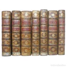 Libros antiguos: 1572 - RARO - OBRAS COMPLETAS DE PLUTARCO - MONUMENTAL EDICIÓN RENACENTISTA - 7 TOMOS - SIGLO XVI. Lote 183821803
