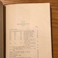 Libros antiguos: COLECCION SALAZAR-INDICES-D.LUIS SALAZAR Y CASTRO--4-TOMO IV (1950)(17€). Lote 183855256