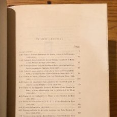 Libros antiguos: COLECCION SALAZAR-INDICES-D.LUIS SALAZAR Y CASTRO--8-TOMO VIII(1953)(17€). Lote 183856478