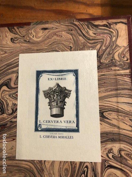Libros antiguos: COLECCION SALAZAR-INDICES-D.LUIS SALAZAR Y CASTRO--8-TOMO VIII(1953)(17€) - Foto 5 - 183856478