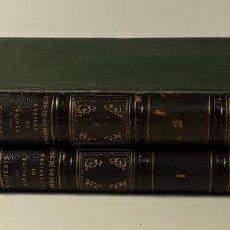 Libri antichi: HISTOIRE DE LA DERNIÈRE GUERRE DE RUSSIE(1853-1856). 2 TOMOS. PARÍS. 1858.. Lote 184359976