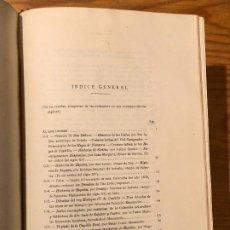 Libros antiguos: COLECCION SALAZAR-INDICES-D.LUIS SALAZAR Y CASTRO--21-TOMO XXI(1958)(17€). Lote 184482091