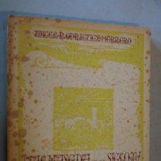 Libri antichi: VALMASEDA EN EL SIGLO XV Y LA ALJAMA DE LOS JUDIOS. ÁNGEL RODRÍGUEZ HERRERO. 1947. Lote 184526505