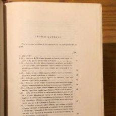 Libros antiguos: COLECCION SALAZAR-INDICES-D.LUIS SALAZAR Y CASTRO--28-TOMO XXVIII(1961)(17€). Lote 184551946