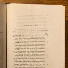 Libros antiguos: COLECCION SALAZAR-INDICES-D.LUIS SALAZAR Y CASTRO--32-TOMO XXXII(1963)(17€). Lote 184552663