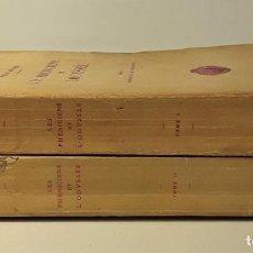 Libros antiguos: LES PHÉNICIENS ET LODYSSÉE. 2 TOMOS. V. BÉRARD. LIB. ARMAND COLIN. PARÍS. 1927.. Lote 184604173