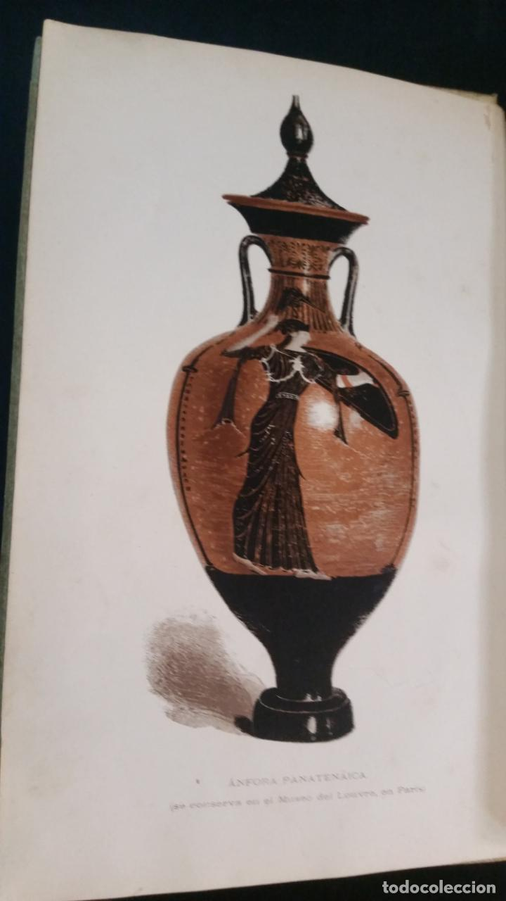Libros antiguos: 1890 - VICTOR DURUY - HISTORIA DE LOS GRIEGOS - 3 TOMOS, MONTANER Y SIMÓN - Foto 2 - 185971823