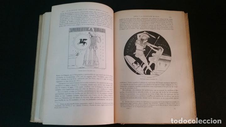 Libros antiguos: 1890 - VICTOR DURUY - HISTORIA DE LOS GRIEGOS - 3 TOMOS, MONTANER Y SIMÓN - Foto 6 - 185971823