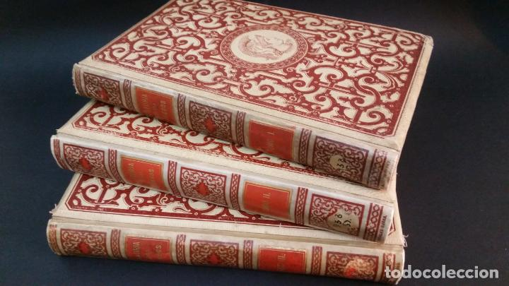 1890 - VICTOR DURUY - HISTORIA DE LOS GRIEGOS - 3 TOMOS, MONTANER Y SIMÓN (Libros antiguos (hasta 1936), raros y curiosos - Historia Antigua)
