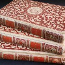 Libros antiguos: 1890 - VICTOR DURUY - HISTORIA DE LOS GRIEGOS - 3 TOMOS, MONTANER Y SIMÓN. Lote 185971823