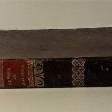 Libros antiguos: MEMORIA MILITAR Y POLÍTICA. JOSÉ MANUEL DE ARIZAGA. IMP. V. DE LALAMA. MADRID. 1840.. Lote 185984876