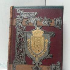 Libros antiguos: HISTORIA DE ESPAÑA POR MODESTO LAFUENTE TOMO 11 LIBRO AÑO 1888. Lote 186268986