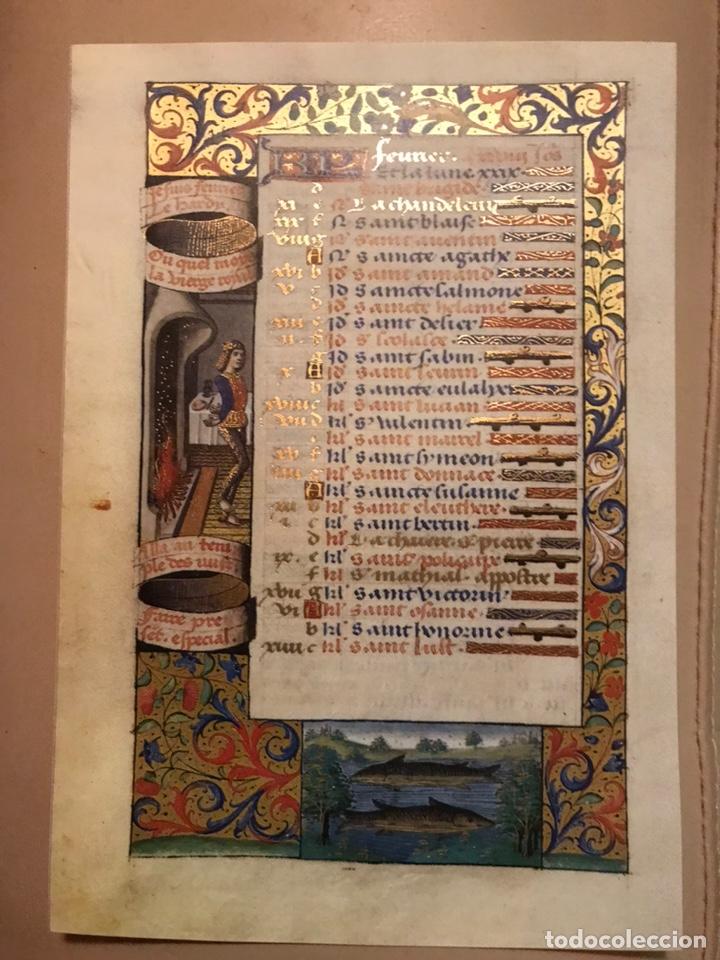 Libros antiguos: Horóscopo de Carlos VIII - Foto 5 - 186456445