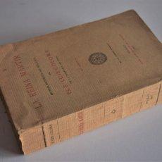 Libros antiguos: LA REINA MÁRTIR, APUNTES HISTÓRICOS DEL SIGLO XVI - EL PADRE LUIS COLOMA - BILBAO AÑO 1917. Lote 187103765