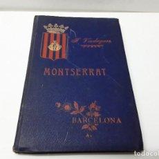 Libros antiguos: MONTSERRAT LLEGENDARI CANC,NOS ODES. Lote 187150011