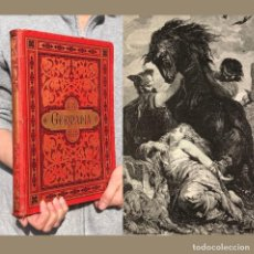 Libros antiguos: 1882 GERMANIA - NUMEROSOS GRABADOS - DOS MIL AÑOS DE HISTORIA ALEMANA - ALEMANIA. Lote 187198421